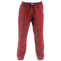 Da uomo Royal Stewart Tartan Scozzese Casual/pantaloni da golf