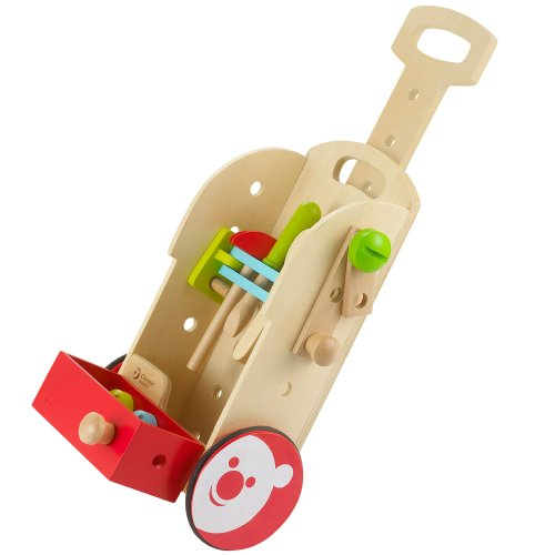 Classic World Toys cl2357 Werkzeug Trolley