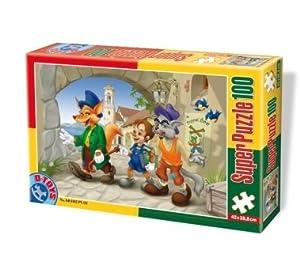 D-Toys - Rompecabezas, 100 Piezas (DT60402-PV-01)
