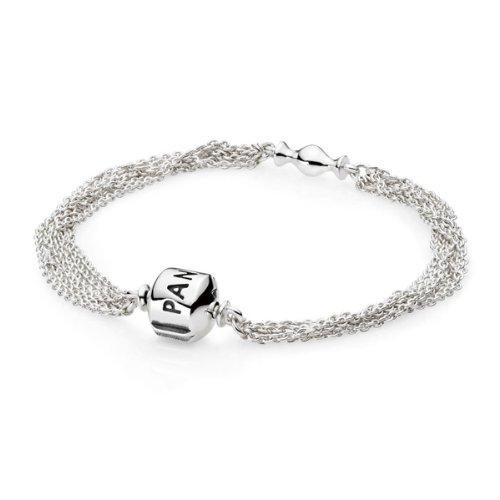 Pandora Damen-Armband Sterling-Silber 925, Damen, Armband, 591701-20 591701-20