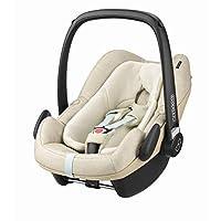 Maxi Cosi Pebble Plus Car Seat, Nomad Sand For Unisex, Beige