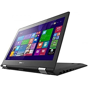 Lenovo Yoga 500 14-inch 2 in 1 Touch Screen Laptop (Core i5 6th Gen/4GB/500GB/Window 10 Home/Integrated Graphics), Black