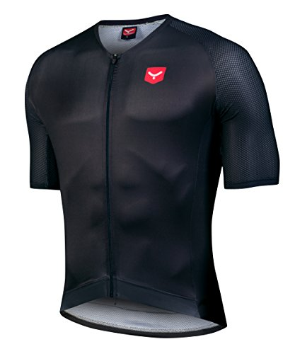 TAYMORY PLUTON B203 MAILLOT  HOMBRE  NEGRO  L