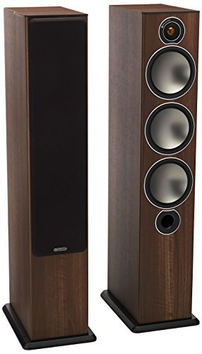 Monitor Audio Bronze 6- Altavoz de pie