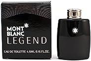 Legend by Mont Blanc for Men - Eau de Toilette, 4.5ml