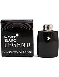 MontBlanc Legend by Mont Blanc Eau de Toilette 4.5ml miniature/mini