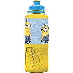 Botella ergonomica 400 ml de Minions (12/24)