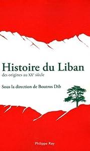 vignette de 'Histoire du Liban (Bu?trus D?ib)'