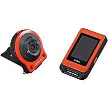 CASIO EX-FR10 EXILIM Life Style Digital Separable Action Camera 14.1 MP, 2in LCD, 1080p - Orange (Renewed)