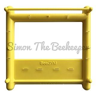 Bee Gym Beekeeping Chemical-Free Varroa Grooming Aid 41C5v91T0xL