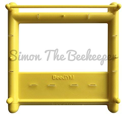 Bee Gym Beekeeping Chemical-Free Varroa Grooming Aid 1