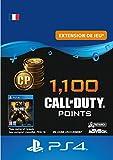 1 100 Points Call of Duty : Black Ops 4 - 1100 Points DLC | Code Jeu PS4/PS3 - Compte français