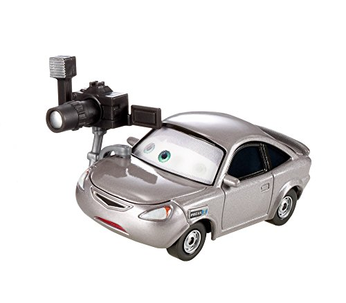 Disney/Pixar Cars Bert with Camera Diecast Vehicle