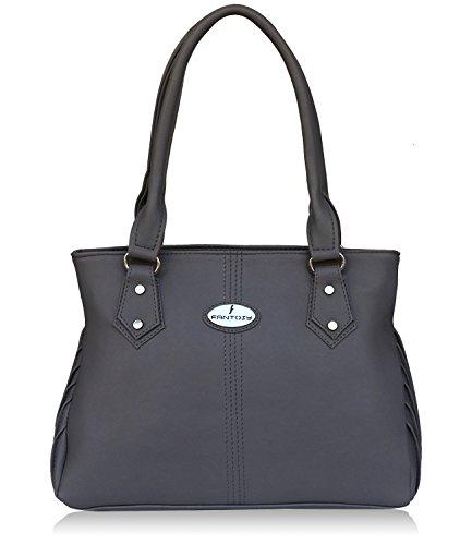 Fantosy Grey women shoulder bag (FNB-739) (Grey)