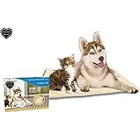 Valentina Valentti Thermodecke/Thermobett für Katzen und große Hunde, selbstwärmend, große Größe