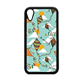 Best iPhone 6 Case Kites - Hand Painted Simple Geometry Kite Pattern iPhone XR Review