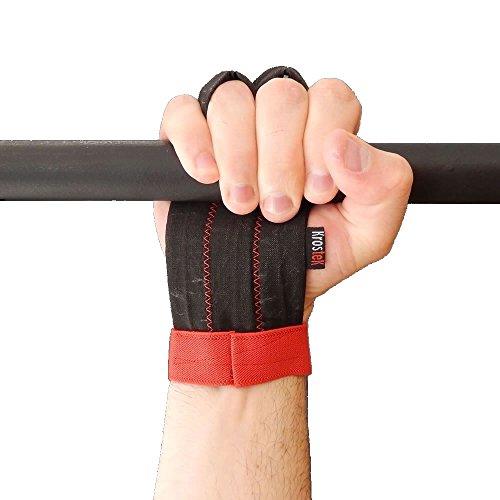 Par de calleras Hand Strips 5.0 para crossfit (L)