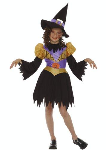 –Kostüm–Hexe Magische mit Licht (Kostüm Sorciere)