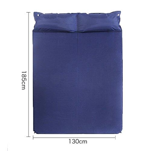 YOTA HOME Couverture de Pique-Nique Coussins Gonflables en Plein Air Tente De Couchage Pad Épais Rembourré Coussins D'extérieur en Plein Air Camping Tapis 185 Cm * 130 Cm Pique-Nique