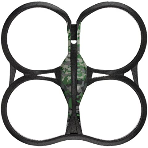 Parrot - AR. Drone 2.0 Elite edición carcasa interior Jungle (PF070062)