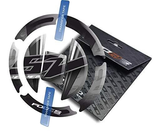 Cappad pour Suzuki SV 650 1000 (Argent)