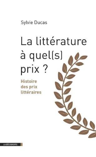 "<a href=""/node/3496"">La Littérature à quel(s) prix ?</a>"