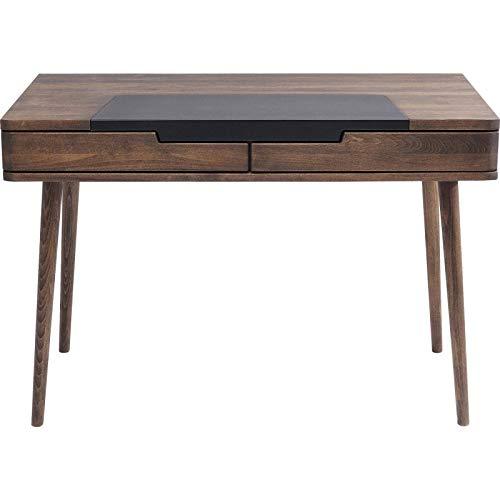 Kare Design - Bureau 2 tiroirs Bois Acier Happy