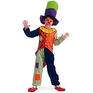 Carnival Toys-Disfraz payaso, de sobre IV