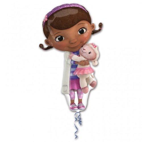 Ballon Doc McStuffins Mädchen mit Lambie Disney Junior Geburtstag von Anagram [Spielzeug] ()
