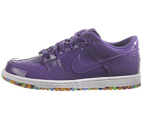Nike - Nike Dunk sneakers schuhe violett - Lila, 37,5 (Frauen Schuhe Dunk)