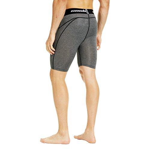 Funzione COOLOMG compressione pantaloni Fitness traspirante chrysokoll biancheria S2-MGB