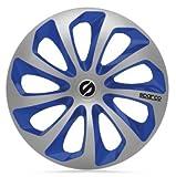 Sparko 15'Llantas Negro/Azul