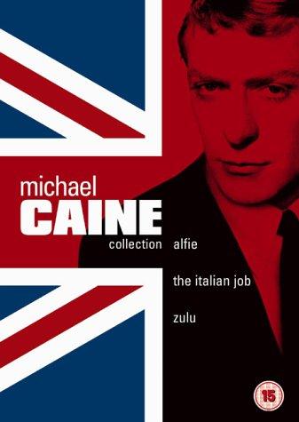Preisvergleich Produktbild Michael Caine Collection: Alfie / the Italian Job (1969) / Zulu [UK Import]