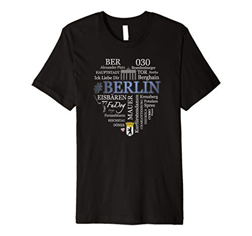 Daheim in BERLIN / I love BERLIN / Ick liebe Dir BERLIN