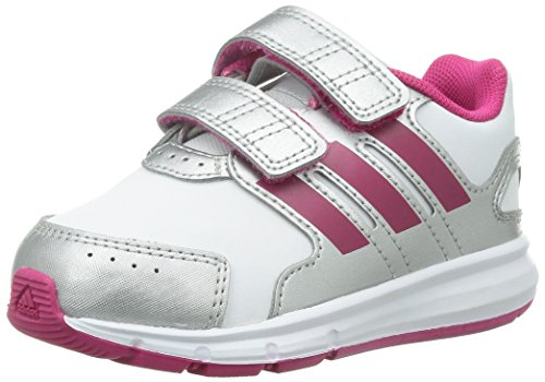 adidas Lk Sport Cf I, Baskets mode bébé fille