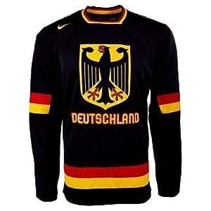 Deutschland Eishockey Trikot Nike 365236-010 Nationalmannschaft, Herren , Heim, Gr. XXL