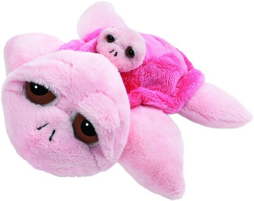 suki-10027-peluche-de-mama-tortuga-con-bebe-30-cm-color-rosa