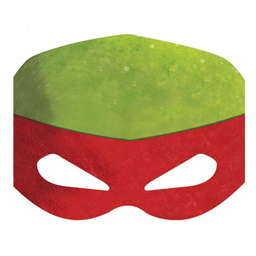 Image of TMNT Party Masks [8 Per Pack]