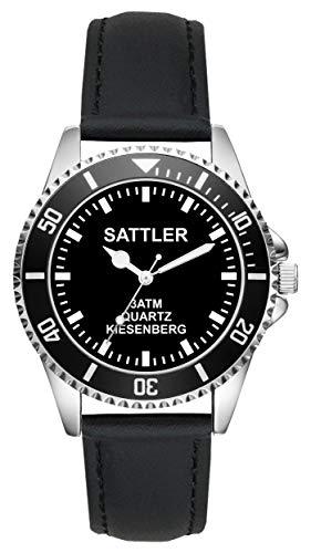 Sattler Geschenk Artikel Idee Fan Uhr L-2441
