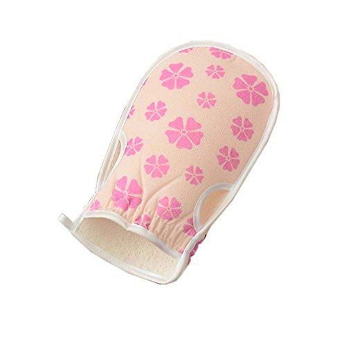 Stylish Badesachen Bad Handschuhe Handtuch Körperwäsche Peeling Handschuhe, 03