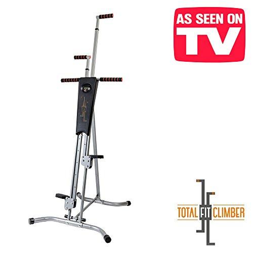 GOPLUS Vertical Gym Climber da Fitness Dispositivo Climber Fitness Resistenza movimenti per Arrampicata Body Efficace a Casa