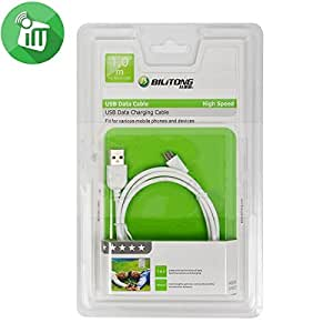 Micromax Bolt A069 Compatible USB Cable / Travel USB Cable / Mobile USB Cable With 1 Meter USB Cable