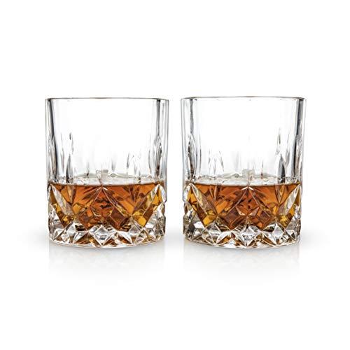 Viski 4289 Admiral Kristallglas, Edelstahl, silberfarben -