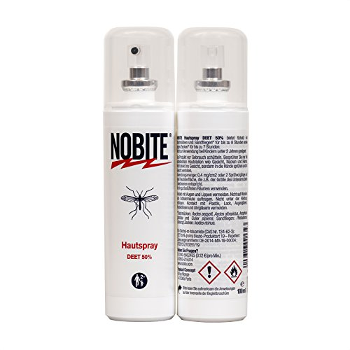 Nobite Anti Mücken Hautspray 100 ml