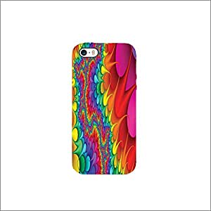Apple iPhone 5S Printed Cover By The Malabis