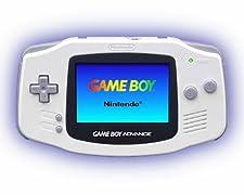 Nintendo White Console (GBA)
