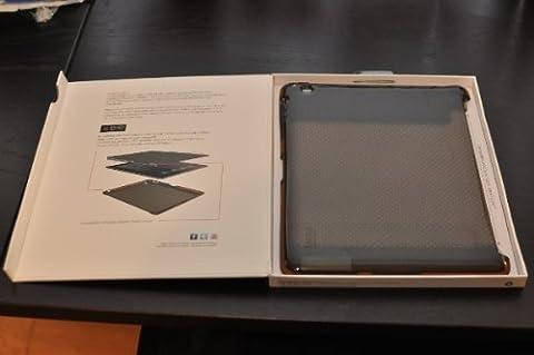 Tech21 T21-3455 Cover case Gris étui pour tablette - étuis pour tablette (Cover case, Gris, Apple, iPad 3rd/4th Gen, 195 mm, 12 mm)