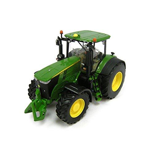 Britains 43088 - John Deere 7310R Traktor (Modell 1:32) (32 Spielzeug Traktor Anhänger 1)