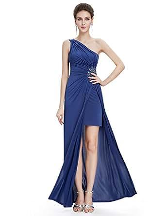 HE09542BL06, Blue, 6UK, Ever Pretty Cheap Bridesmaid Dresses Women 09542