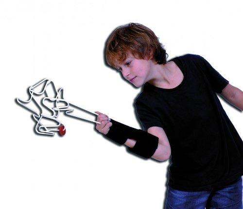 Armtrainer \'Loopliner\' - speziell geformte Drahtkurve mit Klettverschluss